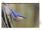 Nuthatch -- Carry-all Pouch