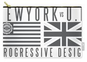 Ny Vs Uk Carry-all Pouch