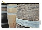 Oak Wine Barrel Carry-all Pouch