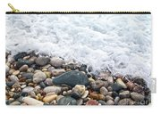 Ocean Stones Carry-all Pouch by Stelios Kleanthous