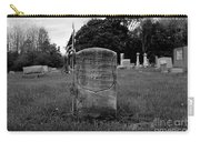 Odd Fellows Cemetery Carry-all Pouch