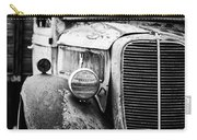 Old Farm Ford - Pov 1 Bw Carry-all Pouch