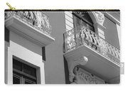 Old San Juan Puerto Rico Downtown  Carry-all Pouch