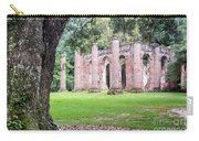 Old Sheldon Church Ruins Carry-all Pouch