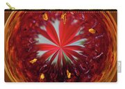 Orb Image Of A Gaillardia Carry-all Pouch