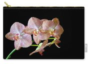 Orchid Phalaenopsis Flower Carry-all Pouch