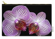 2 Orchids Carry-all Pouch