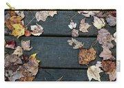 Original Autumn Foliage Carry-all Pouch