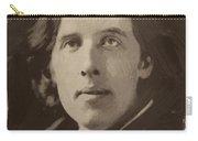 Oscar Wilde 1 Carry-all Pouch
