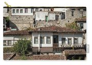 Ottoman Architecture View In Historic Berat Old Town Albania Carry-all Pouch