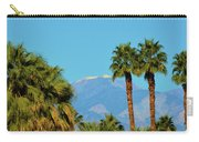 Palm Springs Mountains Carry-all Pouch