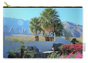 Palm Springs Welcome Carry-all Pouch