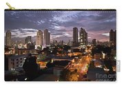 Panama City At Night Carry-all Pouch