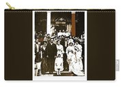 Pancho Villa's Wedding To Luz Corral On May 29 1911-2013 Carry-all Pouch