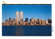 Panoramic View Of Lower Manhattan Carry-all Pouch