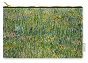 Patch Of Grass Carry-all Pouch