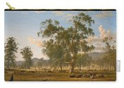 Patterdale Landscape With Cattle Carry-all Pouch