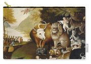 Peaceable Kingdom Carry-all Pouch