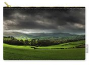 Pen Y Fan And Brecon Beacons Panorama Carry-all Pouch