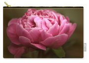 Peony Blossom Carry-all Pouch