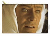 Peter O'toole As Lawrence Of Arabia Carry-all Pouch