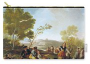 Picnic On The Banks Of The Manzanares Carry-all Pouch