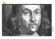 Pierre De Fermat, French Mathematician Carry-all Pouch