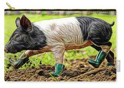 Pig Collection Carry-all Pouch