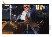 Pirate With A Treasure Chest Carry-all Pouch