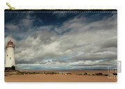Point Of Ayre Lighthouse Carry-all Pouch