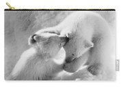 Polar Bear Cubs Carry-all Pouch