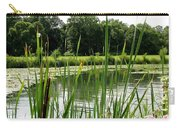Pond At Beaver Island State Park In New York Carry-all Pouch