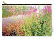 Pond In The Bershire Mountains, Massachusetts Carry-all Pouch