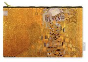Portrait Of Adele Bloch-bauer Carry-all Pouch