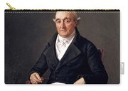 Portrait Of Cooper Penrose Carry-all Pouch