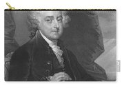 President John Adams Carry-all Pouch by War Is Hell Store