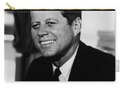 President Kennedy Carry-all Pouch