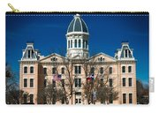 Presidio County Courthouse Carry-all Pouch