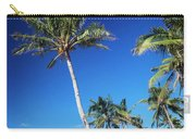 Puka Beach In Tropical Paradise Boracay Philippines Carry-all Pouch