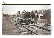 Railroad Workers Carry-all Pouch