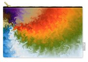 Rainbow On Fire Carry-all Pouch
