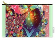 Raining In My Heart Carry-all Pouch