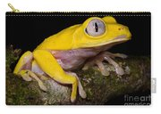 Red-eyed Treefrog, Xanthic Form Carry-all Pouch