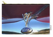 Red Ford Hotrod Carry-all Pouch