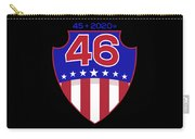 Reelect Trump For President Keep America Great Dark Carry-all Pouch