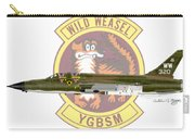 Republic F-105g Thunderchief 561tfs Carry-all Pouch