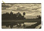 Rice Field Sunrise - Indonesia Carry-all Pouch