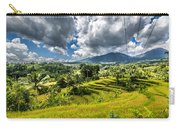 Rice Terrace Carry-all Pouch