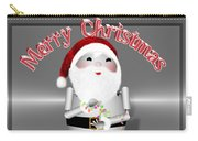 Robo-x9 Wishes A Merry Christmas Carry-all Pouch