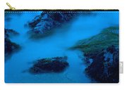 Rock Formations On The Coast, Central Carry-all Pouch